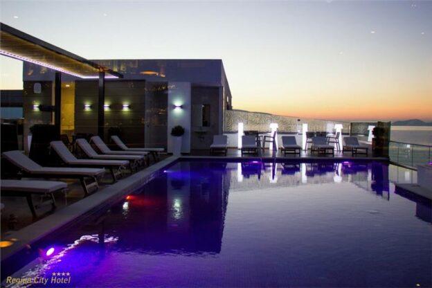 Hotel Regina City Valona Albanija Letovanje Galileo Tours