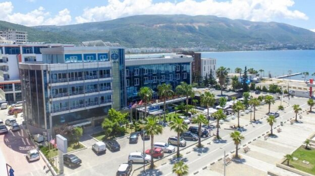 Hotel Vlore International Valona Vlore Albanija Leto Letovanje Galileo Tours
