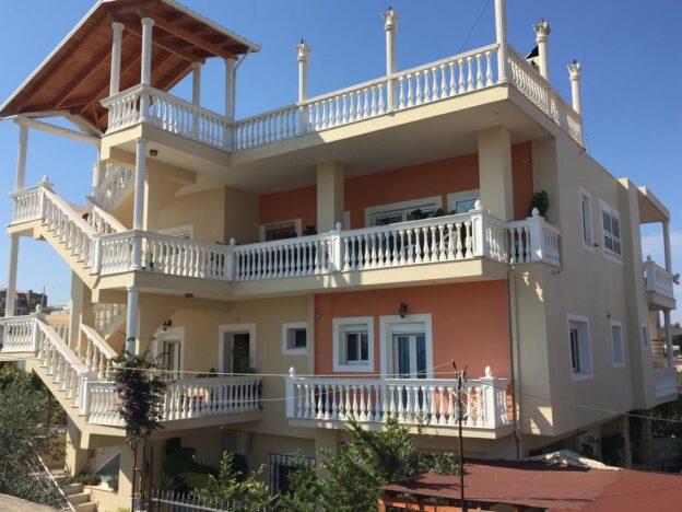 Vila Rias Vlona Vlore Albanija Letovanje Galileo Tours